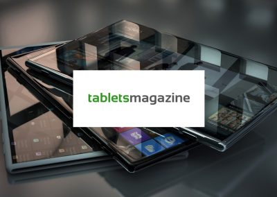 Tablets Magazine